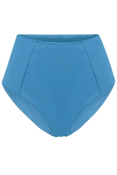 Recycling Bikinihose Lorehigh sailorblue