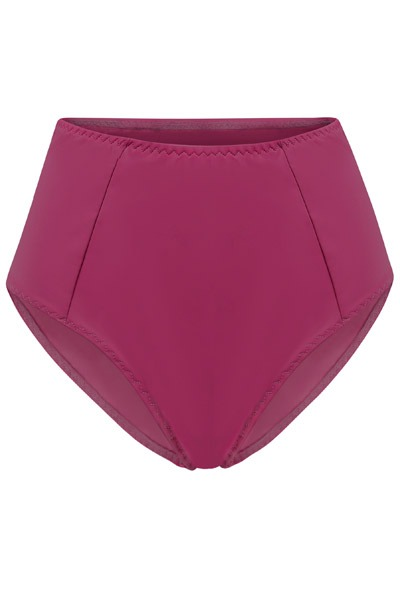 Recycling bikini panties Lorehigh vino
