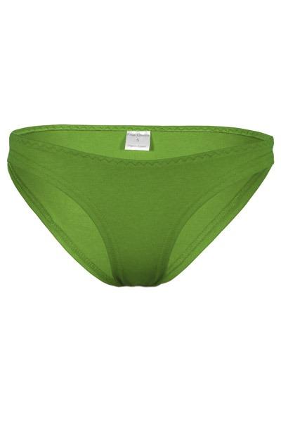 Organic briefs verde green