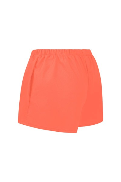 Organic women s shorts Smilla choral