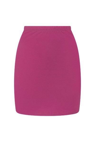 Organic skirt Snoba berry