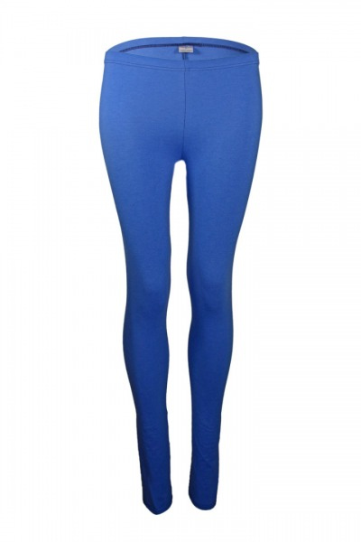 Bio Leggings bluebottle blue