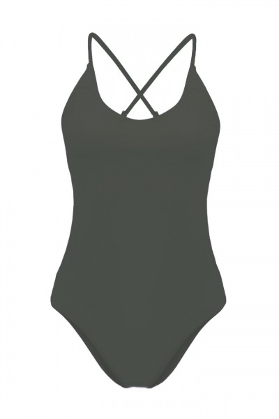Recycling swimsuit Fr ya titanium