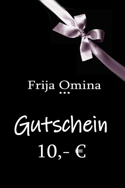 Frija Omina Geschenkgutschein 10-