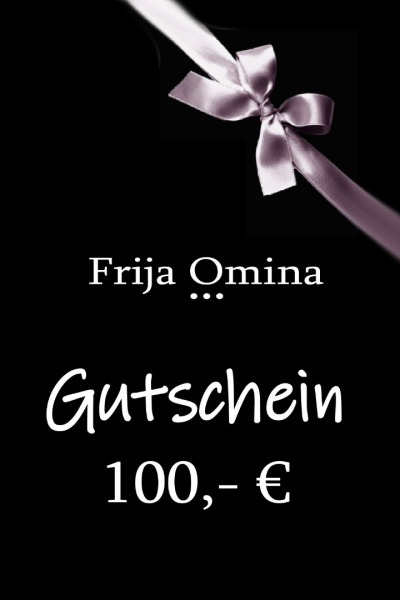 Frija Omina gift coupon 100-