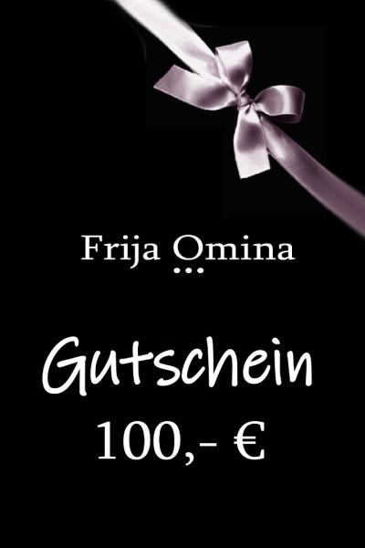 Frija Omina Geschenkgutschein 100-