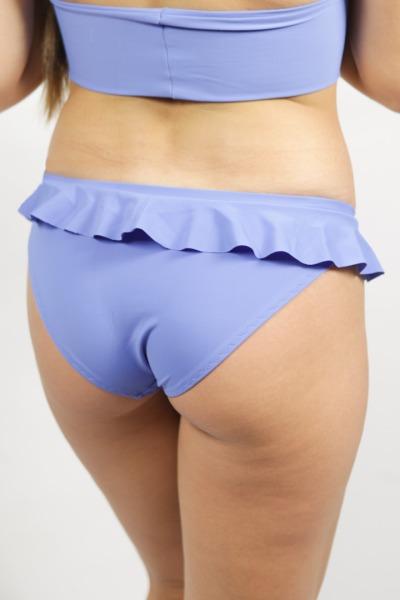 Bikini panties Volanti sailorblue