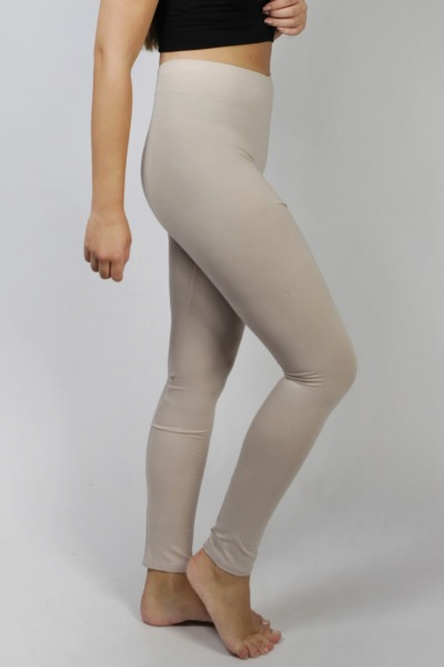 Bio Leggings sand