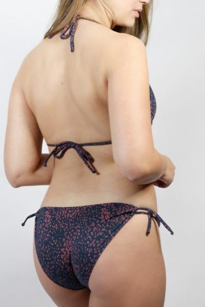 Bio Bikini-Slip Tropea leo