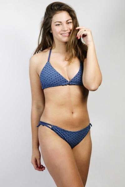 Bio Bikini Tropea stars / blue