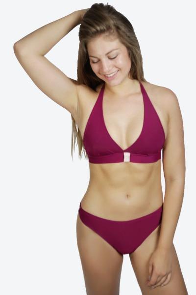 Recycling Bikini Fjorde vino rosé ribbon