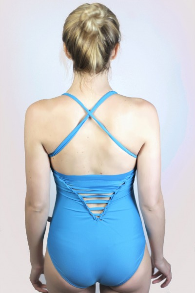 Recycling swimsuit Laik teal