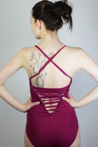 Recycling swimsuit Laik vino