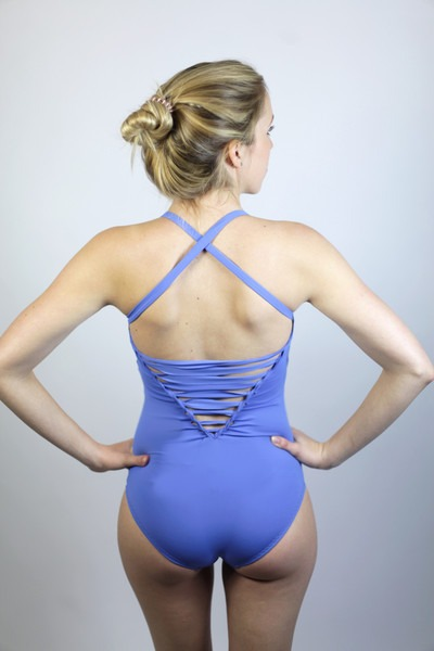 Recycling swimsuit Laik sailorblue