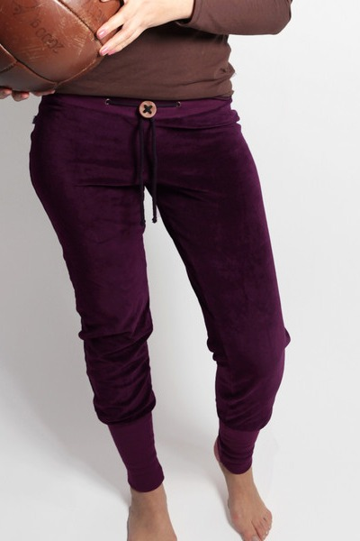 Bio Nickihose Novi bordeaux