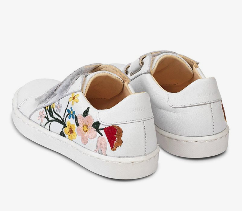 Sneakers w/ Embroidery - 3