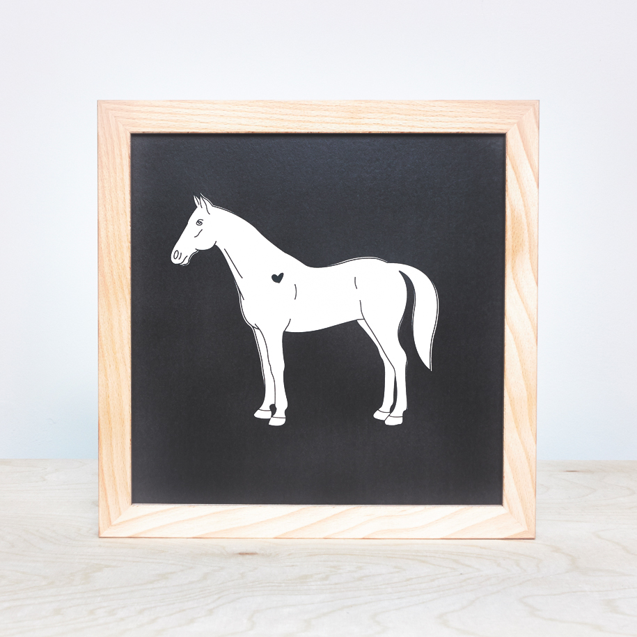 Animal Series HORSE