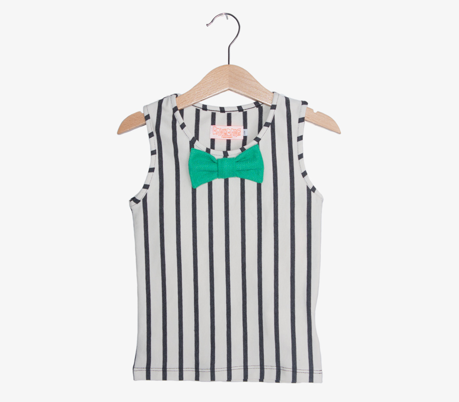 Top PABLO STRIPED Limited Edition 2
