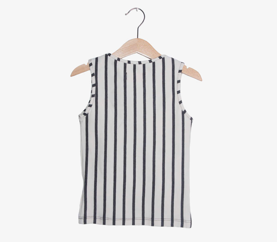 Top PABLO STRIPED Limited Edition