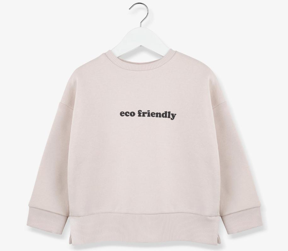 Sweatshirt ECO FRIENDLY VANILLA 2