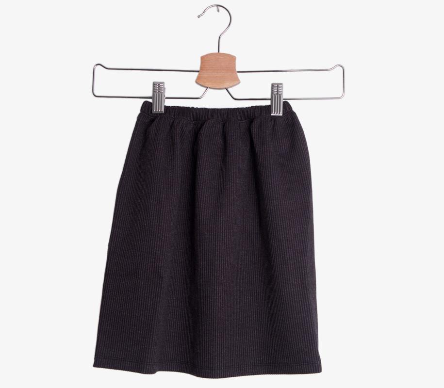 Skirt PLAIN GREY - 1