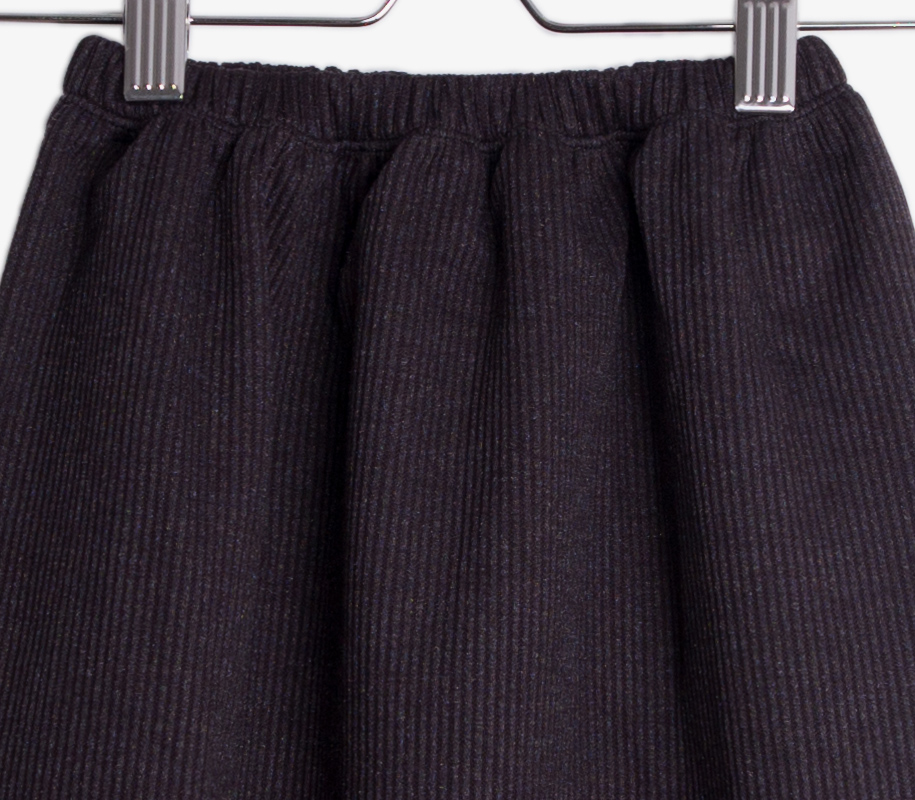 Skirt PLAIN GREY - 2