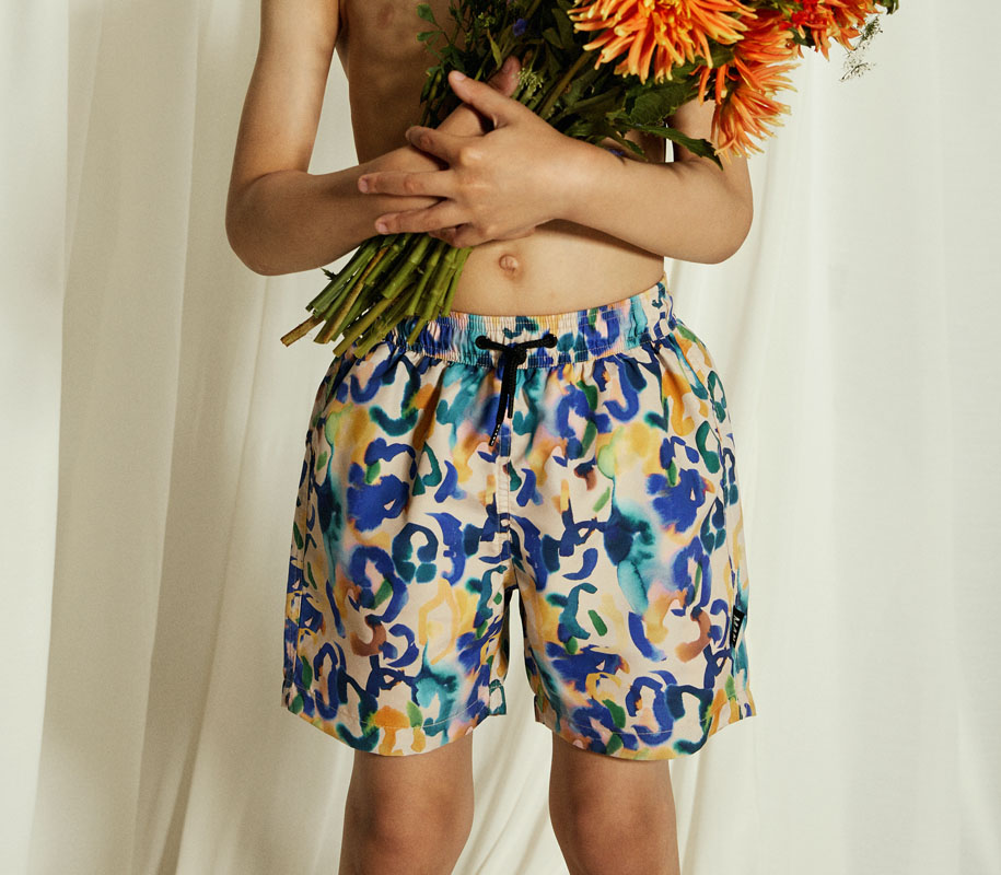 IN BLOOM Swim Shorts