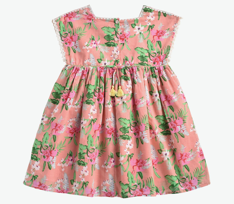 Dress TAPALPA Sienna Flamingo 5