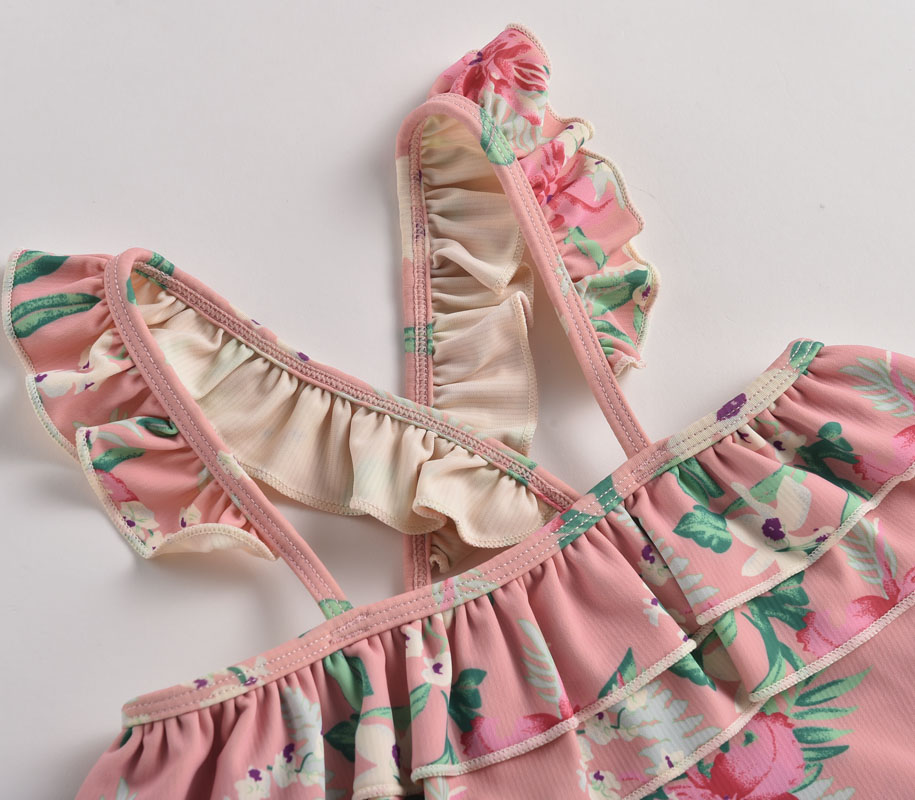 Bathing Suit ZACATECAS Sienna Flamingo 3
