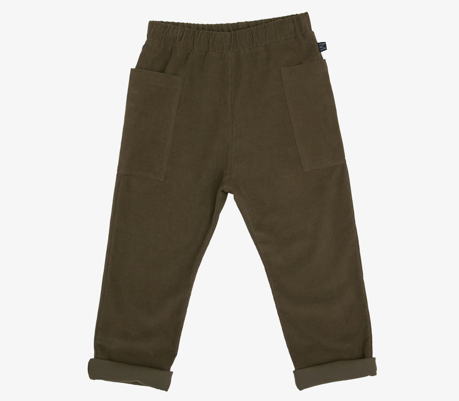 OLIVE Pocket Pants 2