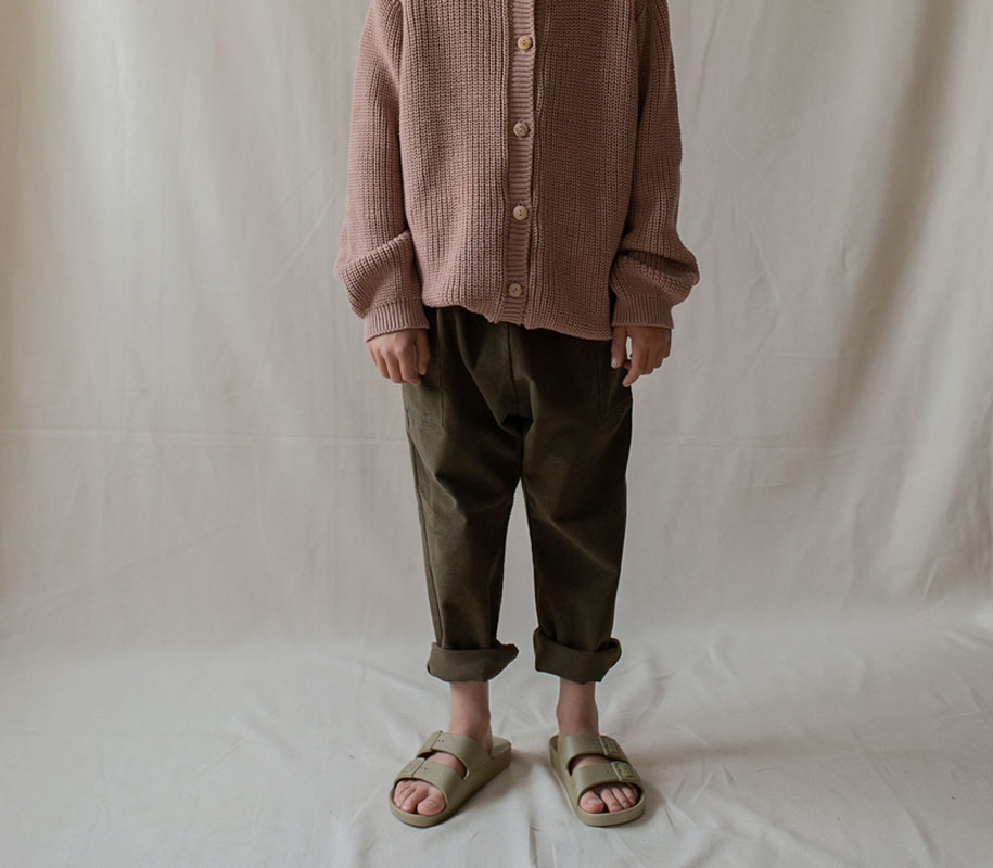 OLIVE Pocket Pants