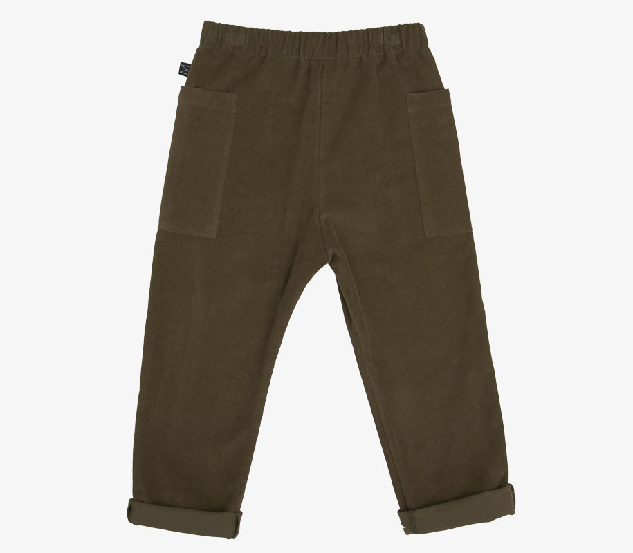 OLIVE Pocket Pants 3