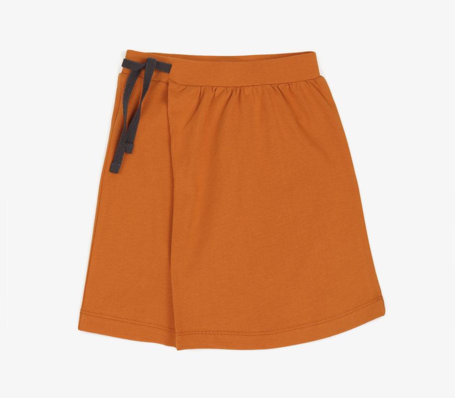 Midi Skirt TANGERINE 2
