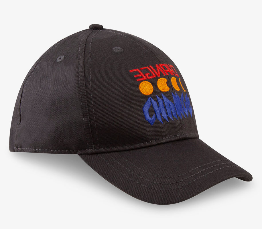 Cap DARK NIGHT GREY
