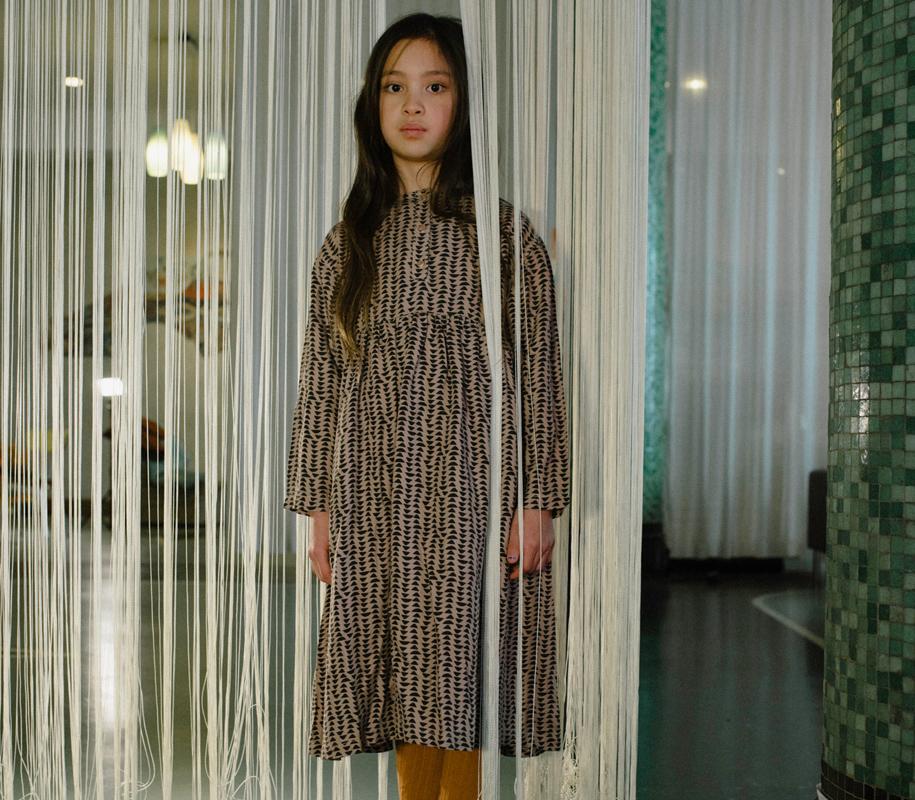 Midi Dress MOON PRINT - 1
