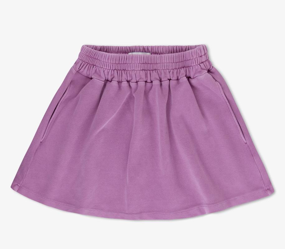 Sweat Skirt BUBBLY MAUVE 2