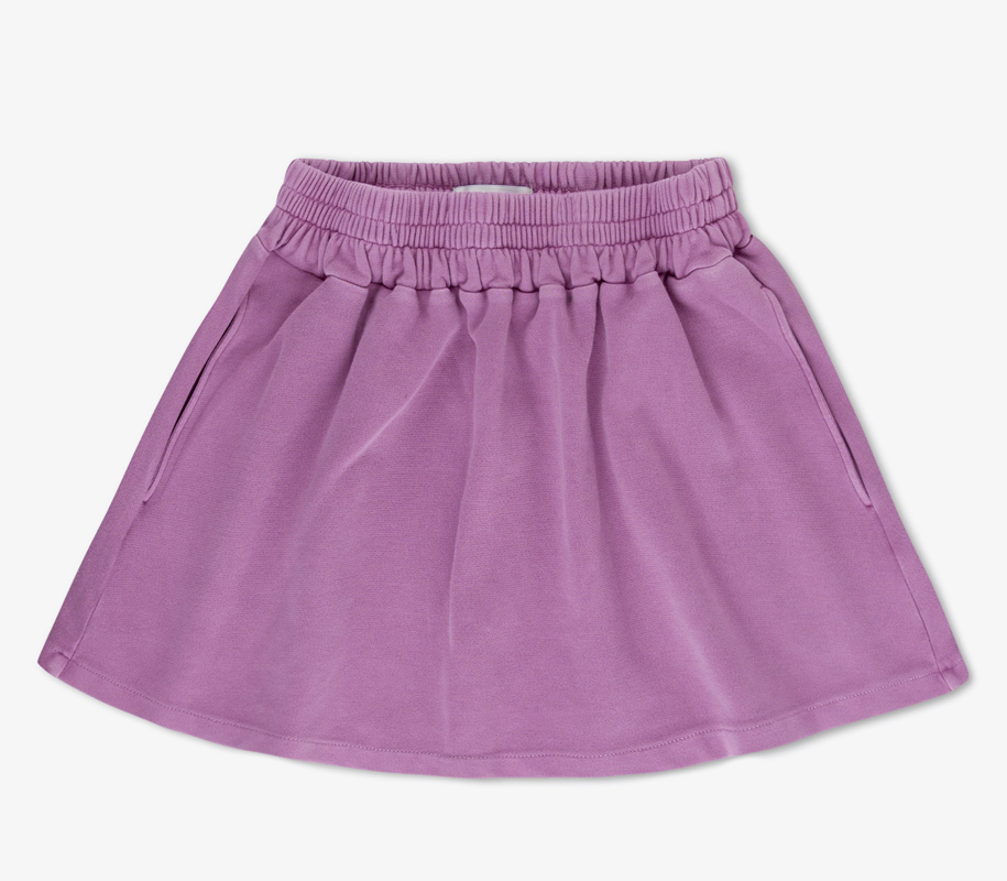 Sweat Skirt BUBBLY MAUVE