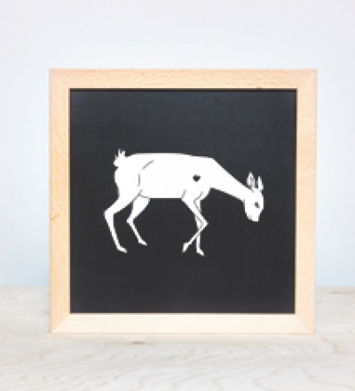 Animal Series DEER - Oliver Daxenbichler