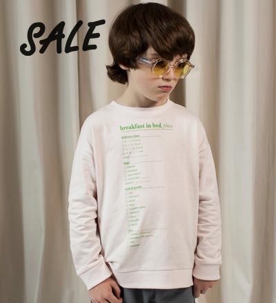 Square Sweater BREAKFAST - Beau Loves