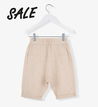 Sandy Shorts BEIGE - Kids on the Moon
