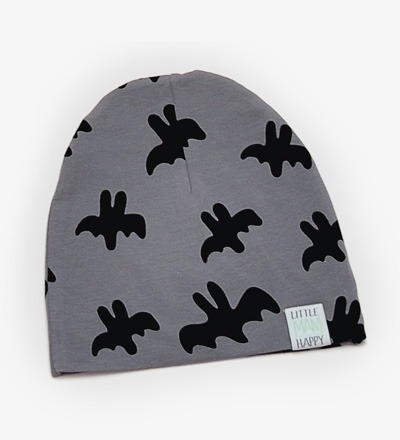 BATS Beanie - Little Man Happy