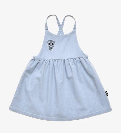 Dungaree Dress TIKI MASK Little Man