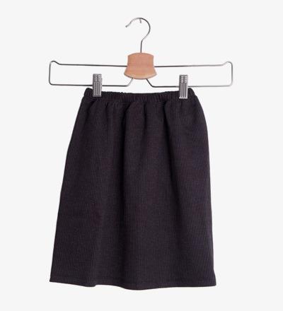 Skirt PLAIN GREY Little Man Happy