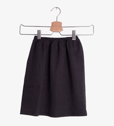 Skirt PLAIN GREY - Little Man Happy