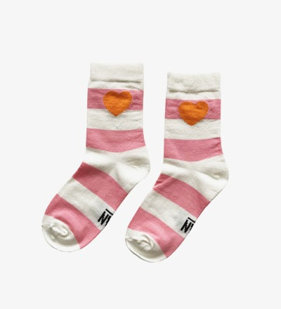 HEART Socks - Little Man Happy