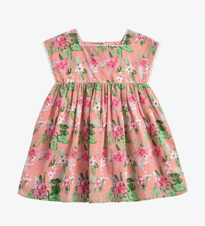 Dress TAPALPA Sienna Flamingo Louise Misha