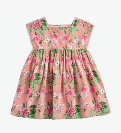 Dress TAPALPA Sienna Flamingo Louise Misha