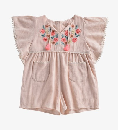 Jumpsuit MAYALIA Blush - Louise Misha