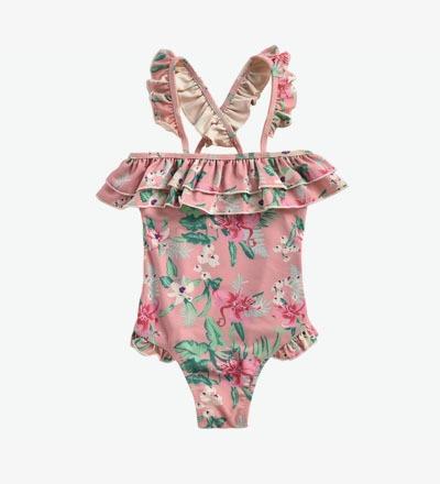 Bathing Suit ZACATECAS Sienna Flamingo Louise