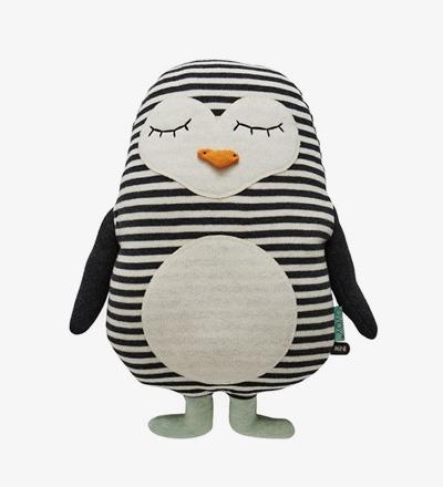 Penguin PINGO Cushion - OYOY